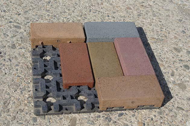Plastic Composite Material Decking Trim Handrail Post