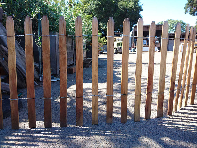 Redwood Fence Board, Picket, Wholesale, Cedar |Lodi, CA