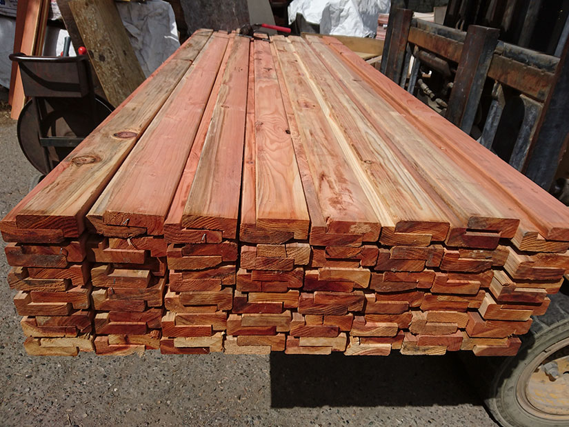 Redwood fence board picket wholesale cedar lodi ca for Cheap decking boards for sale