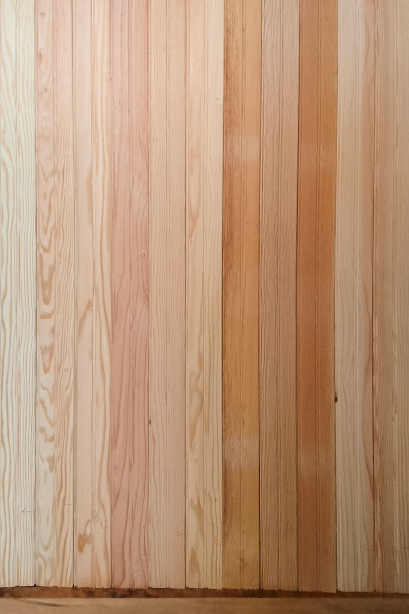 1 X4 Beaded Clear Doug Fir Tongue And Groove