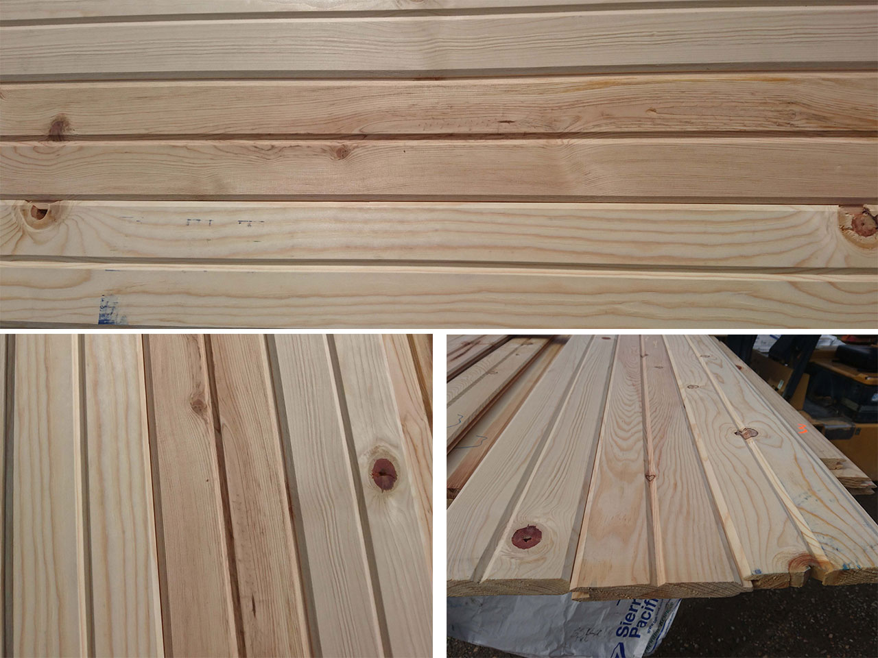 Wood Siding Tongue Groove Pine Cedar Cement T1 11 Plywood Lodi Ca
