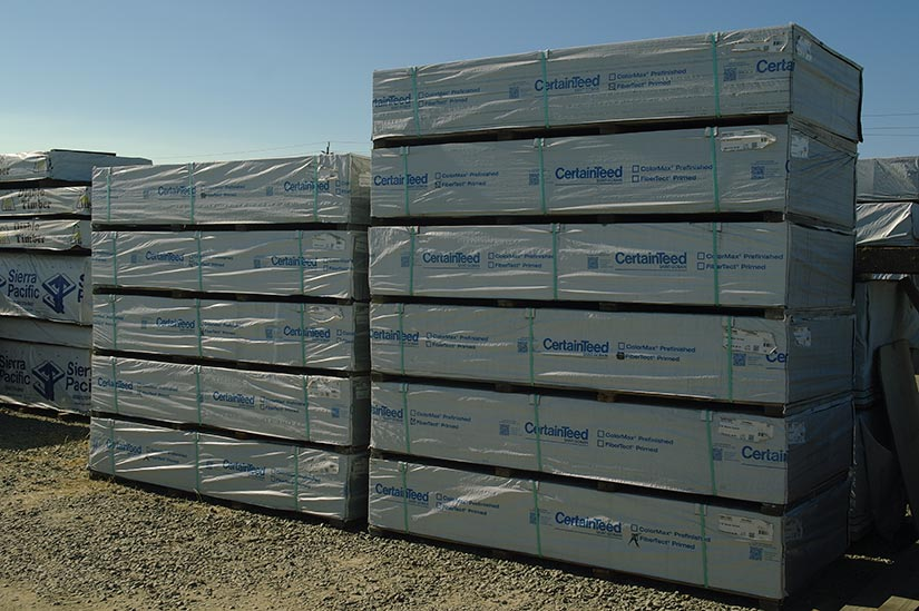 The lumber outlet for lodi and northern for Fiber cement shiplap siding